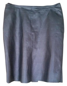 Wilsons Leather Skirt black