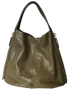 Givenchy Tote in Khaki Olive Green Lambskin