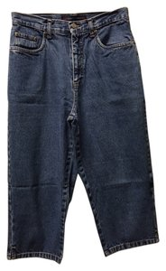 Bill Blass Capri Petite Capri/Cropped Denim
