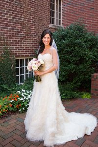 Rivini A-line Sweetheart Wedding Dress