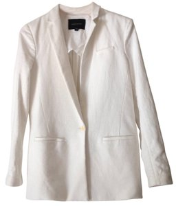 Banana Republic Off white Blazer
