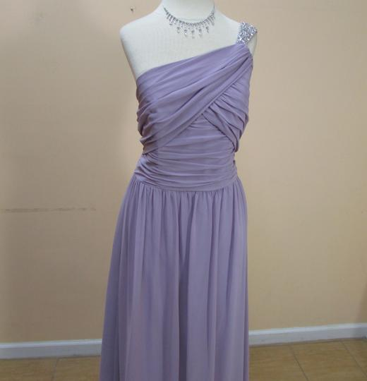 Alfred Angelo Lilac 8101l Dress