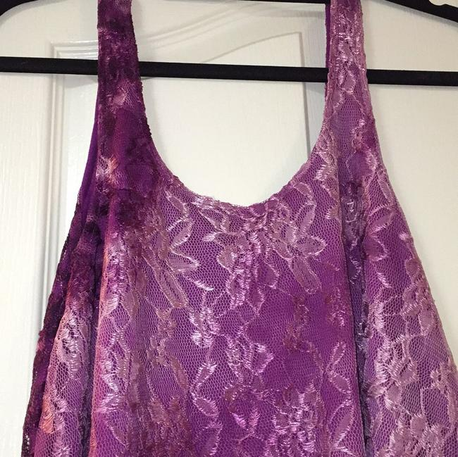 MINKPINK Top Purple