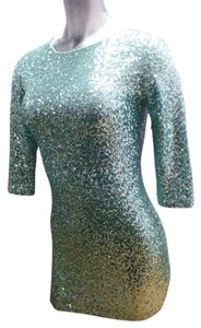 TFNC Sequins Fully Lined Zipper Dress