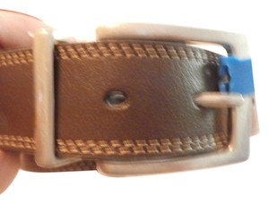 Columbia NEW COLUMBIA REVERSIBLE Men's Leather Belt SIZE 36 BROWN/BLACK