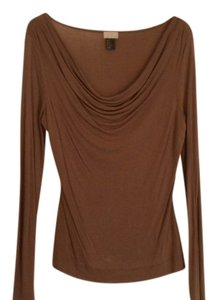 H&M Top Brown