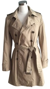 Banana Republic Trench Classic Versatile Trench Coat