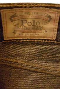 Polo Ralph Lauren Mini Skirt Denim/Washed