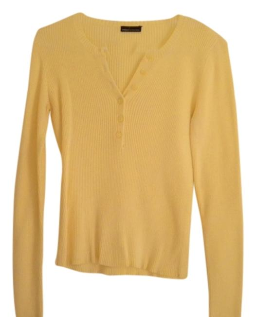 Preload https://img-static.tradesy.com/item/1425078/moda-international-victoria-s-secret-yellow-sweater-0-0-650-650.jpg