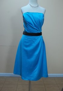 Impression Bridal Turquoise/Chocolate 1750 Dress