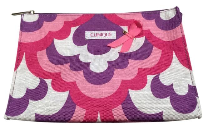 Item - Pink Multi Limited Edition Makeup Cosmetic Bag