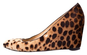 Christian Louboutin Animal Print Wedges