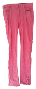 CJ Cookie Johnson Straight Leg Jeans-Light Wash