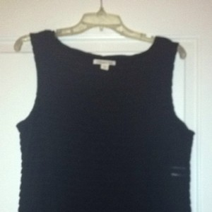 Coldwater Creek short dress Black Knit on Tradesy