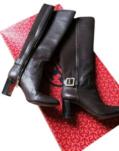 Tory Burch Cocunut Boots