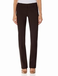 The Limited Stretchy Boot Cut Pants Brown