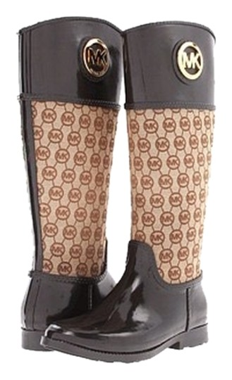 Preload https://img-static.tradesy.com/item/1425560/michael-kors-dark-brown-8-8-12-bootsbooties-size-us-8-regular-m-b-0-0-540-540.jpg