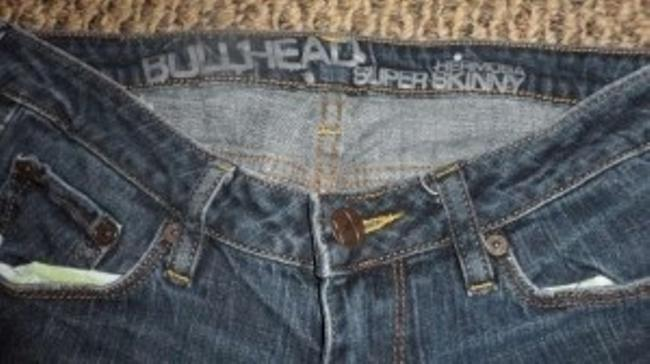 Bullhead Denim Co. 'hermosa' Super Size 5r Exact Measurements Are 28