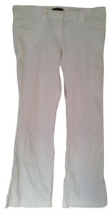 Moda International Boot Cut Pants white