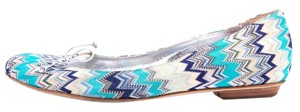 Missoni Blue / Multicolor Flats