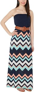 blue Maxi Dress by Rue 21