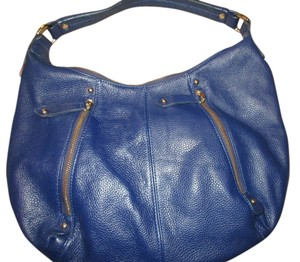 Ellen Anenberg Kristen Bell Tribeca hobo 100% Leather Hobo Bag