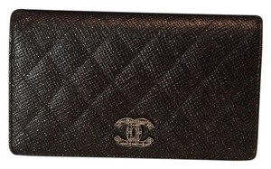 Chanel Limited Edition Chanel wallet with Glitter! Comes with Receipt!