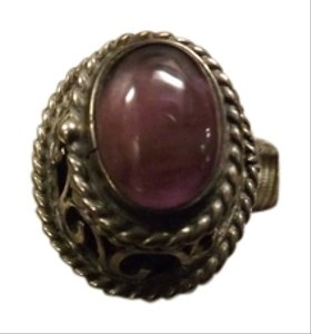 Antique Poison Ring Rare Signed Poison Ring