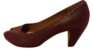 gentle souls Burgundy Pumps