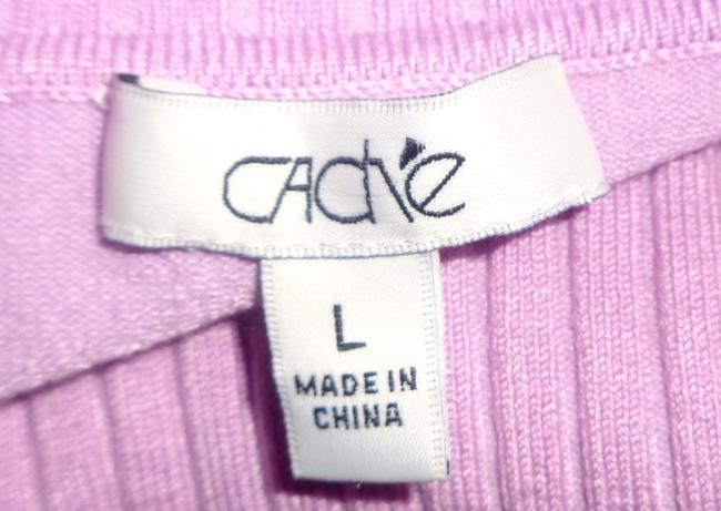 Cache Silver Hardware Sweater