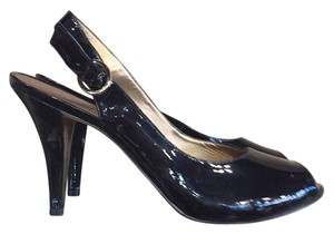 RSVP Black Patent Leather Formal