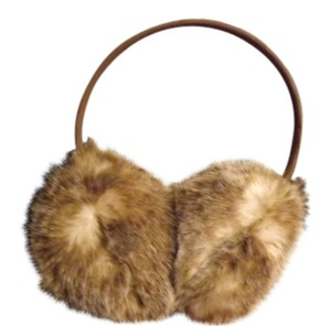 Restoration Hardware Restoration Hardware Faux Fur Ear Muffs, So Cute!