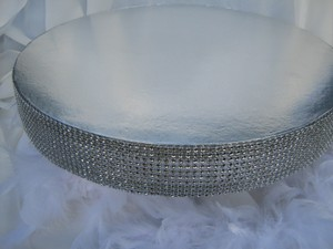 Wedding Cake Stand Wedding Cake Base Cake Riser Diamond Mesh Cake Stand New 14