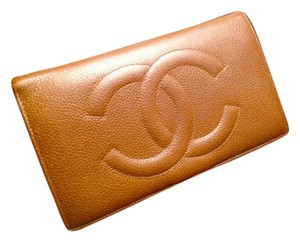 Chanel Brown Clutch