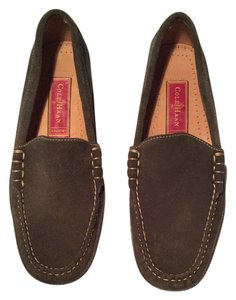 Cole Haan Olive Flats