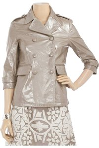 Gryphon TAUPE Leather Jacket