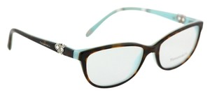 Tiffany & Co. Tiffany & Co. Eyeglasses Havana/Blue TF 2051-B
