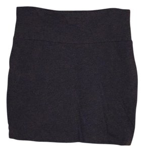 Forever 21 Mini Skirt Dark gray