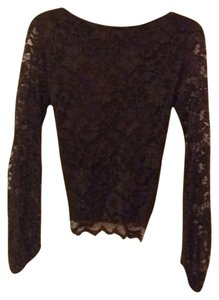 ON TREND Top Brown