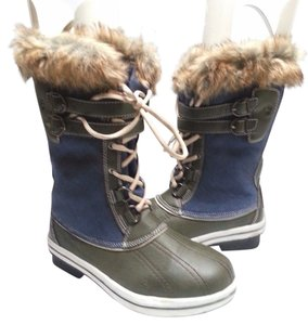 Bearpaw Winter Snow Rain indigo Boots