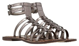 Sam Edelman Silver Sandals