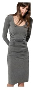 Kit and Ace short dress Grey Technical Cashmere Cashmere Emory on Tradesy