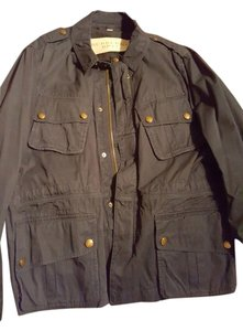 Burberry Brit Military Military Jacket