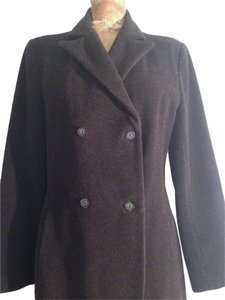 Zara Wool Trench Coat