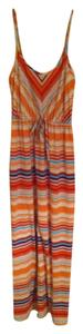 Multicolor Maxi Dress by Mossimo Supply Co