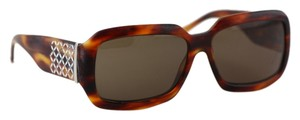 Versace Versace Brown Havana Sunglasses 4147 B