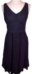 Ann Taylor Black Size 6 Dress