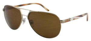 Versace * Versace Aviator Polarized Sunglasses 2142