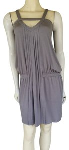 Leifsdottir Draped Anthropologie Dress