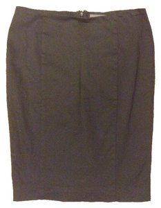 Kristin Davis Pencil Skirt Black